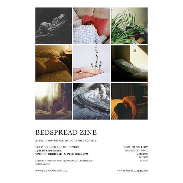 Bedspread Zine