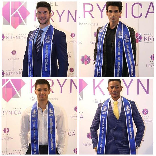 Congratulations to our 4 continental winners: Mister Supranational Europe @justin_axiak of Malta 🇲🇹, Mister Supranational Asia & Oceania @altamashfaraz of India 🇮🇳, Mister Supranational Américas @codyondrick of the USA 🇺🇸 and Mister Supranational Africa Tewolde of Ethiopia 🇪🇹👏👏👏👏 @czarnypotok @aquacitypoprad  @krytastrelnicamajerpodlesom @officialmistersupranational @ozonee.pl @ozonee.de @aquacitypoprad #hotelhills @MuszyniankaWodaNaturalna @bpfunclub @semilac @horizontresort @mokotowska58 @zarembaacademy @KlubMontibello  @realmissosology @officialglobalbeauties @krytastrelnicamajerpodlesom @Vodi.app @arthur_aleksanian #mistersupranational @semilac @hkpoprad #selfcollection #muszynianka @luiza_avagyan__sport  Official photographer: @lcorodrigues