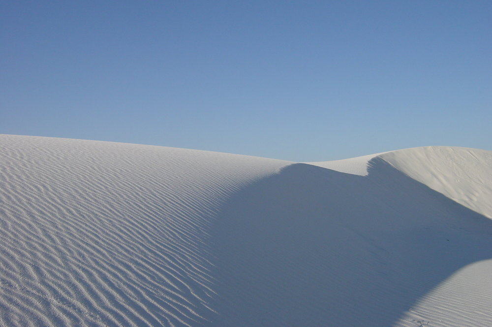 White Sand Desert, New Mexico