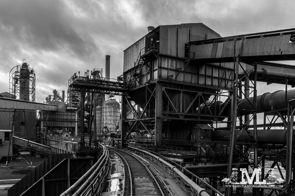 Tata Lackenby Steelworks, Scunthorpe