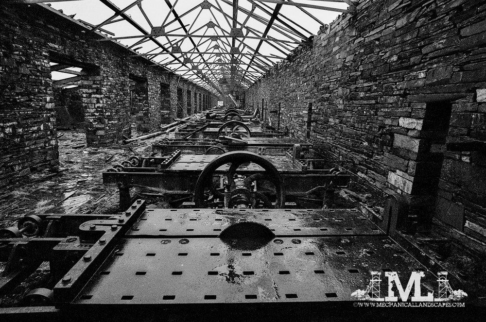 Dinorwic Slate Quarry, Llanberis