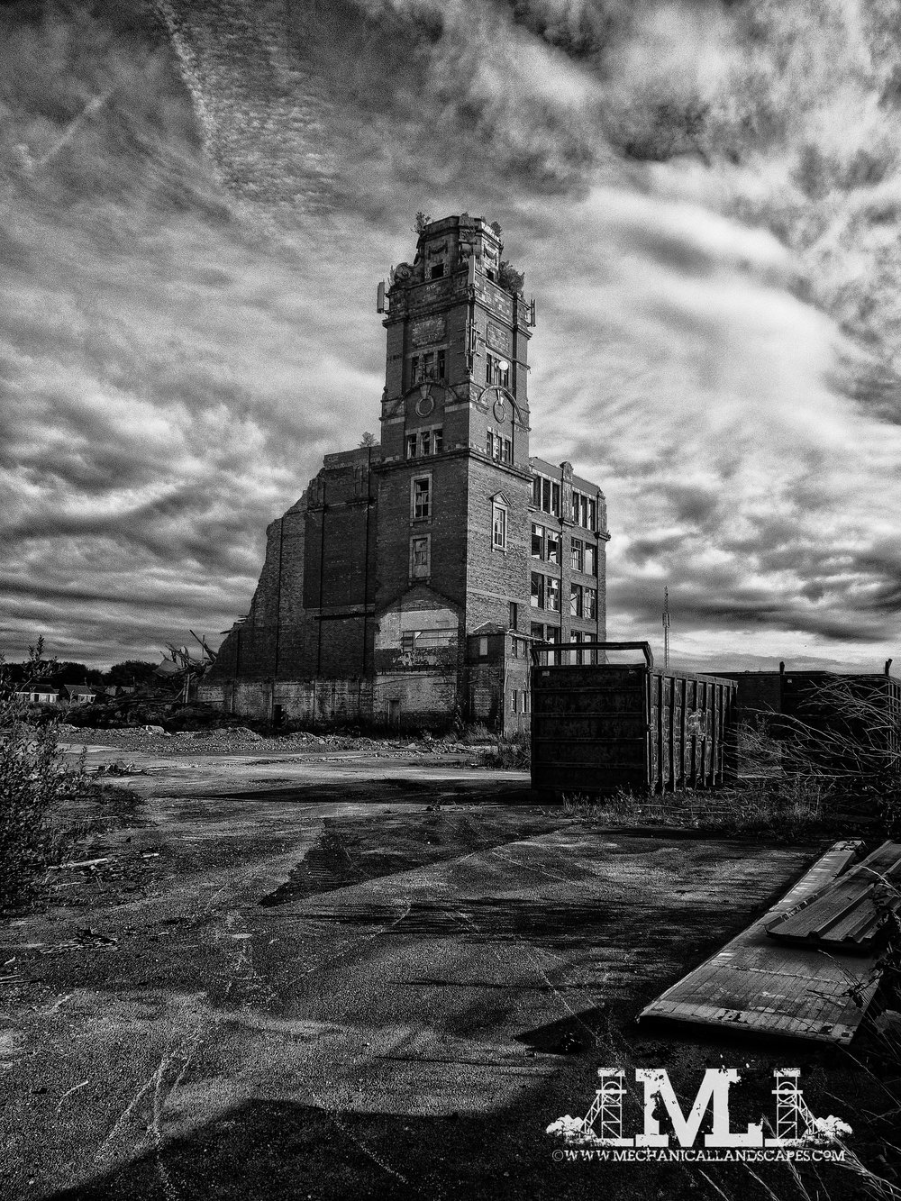 Wesley Street Mill, Bamber Bridge