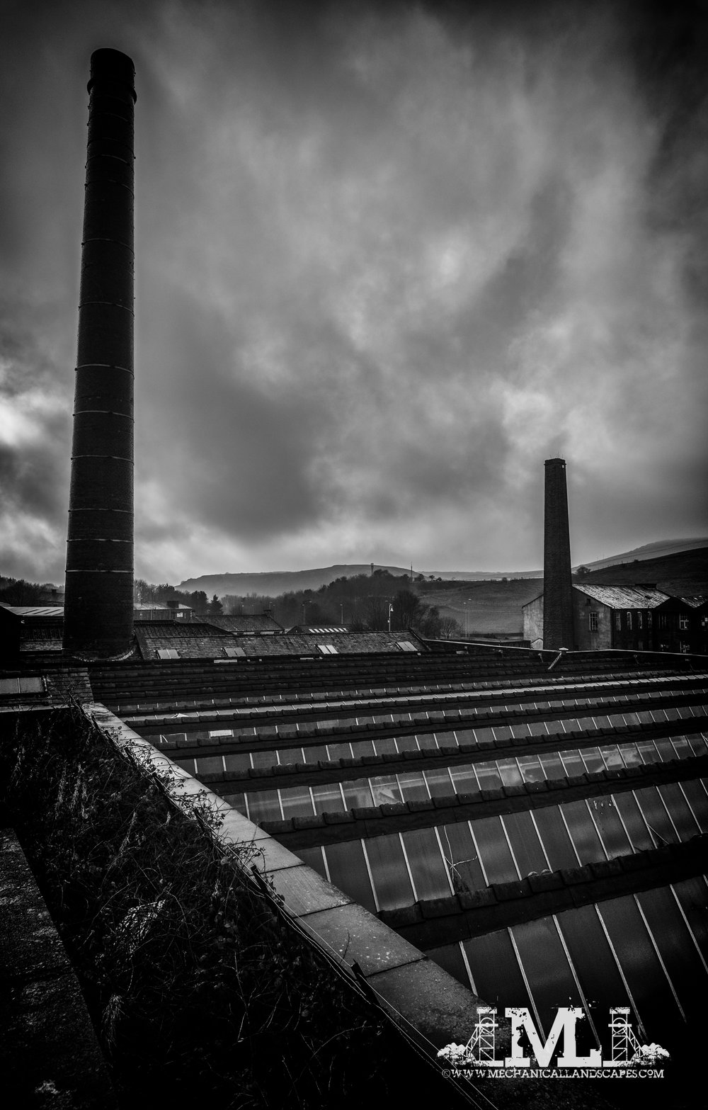Albert Mill, Haslingden