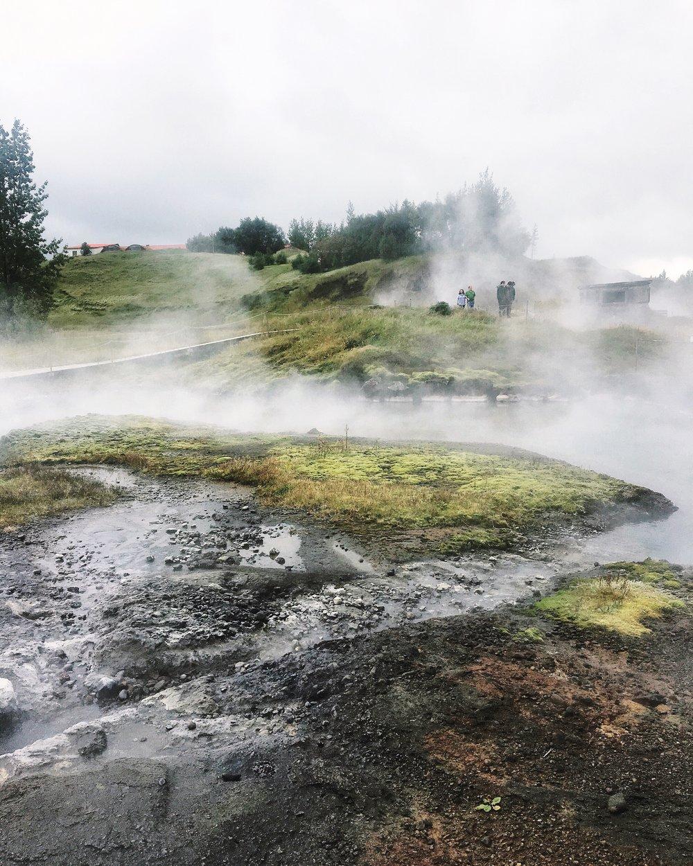 Laugarvatn, Iceland