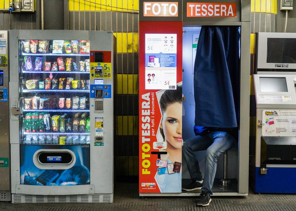 Metro, Rome