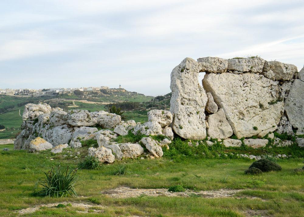 Ġgantija, Gozo, Malta