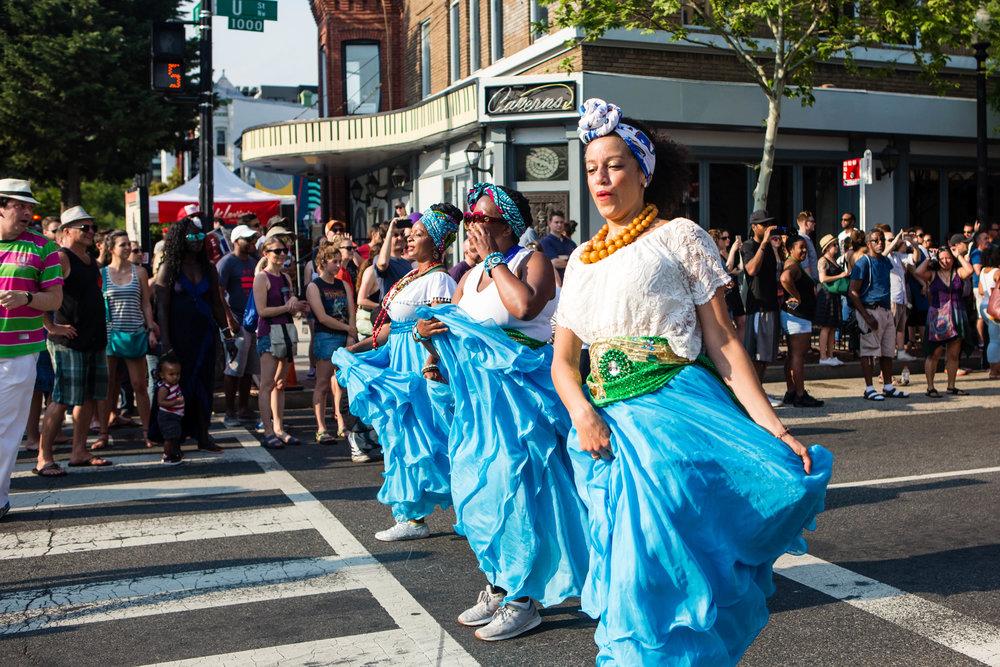 Funk Parade, DC