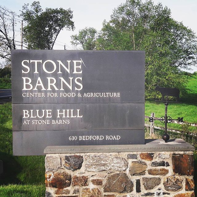 The start of a huge #adventure and learning curve for #Future #Farm #lab @stonebarns .... :) #food #farming #land #outdoors #cooking #nature #agriculture