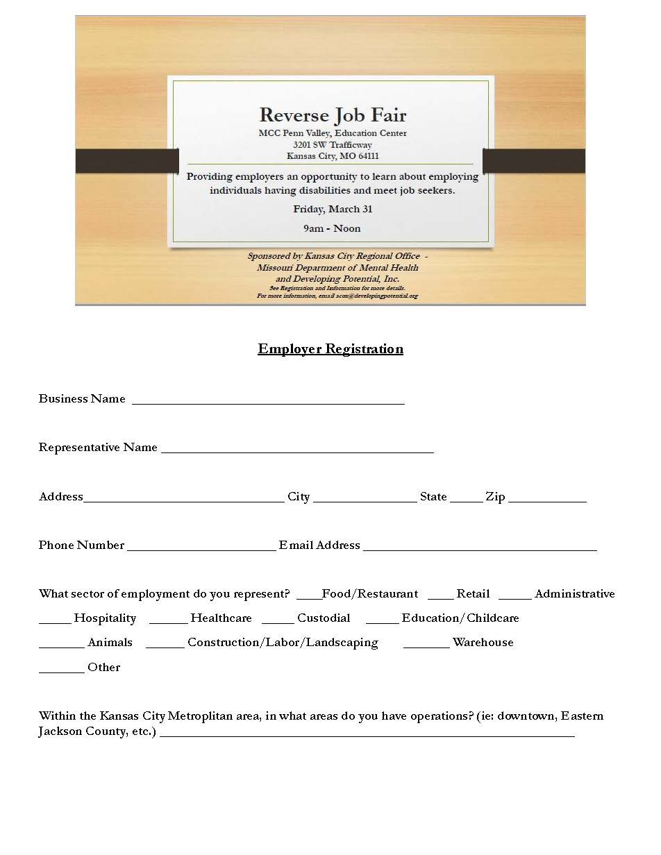DOWN LOAD EMPLOYER FORM