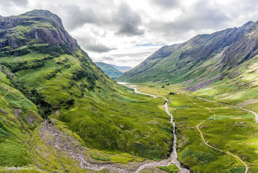 Quintessential Scottish Highlands