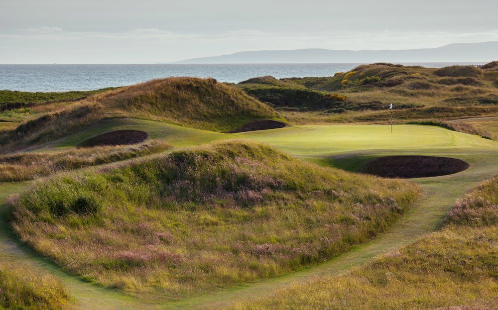 The Postage Stamp, Royal Troon