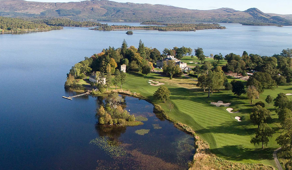 Loch Lomond Golf Club, Loch Lomond