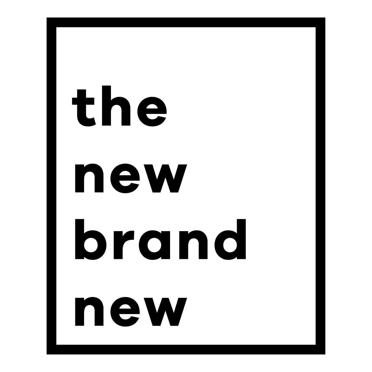 The new brand new