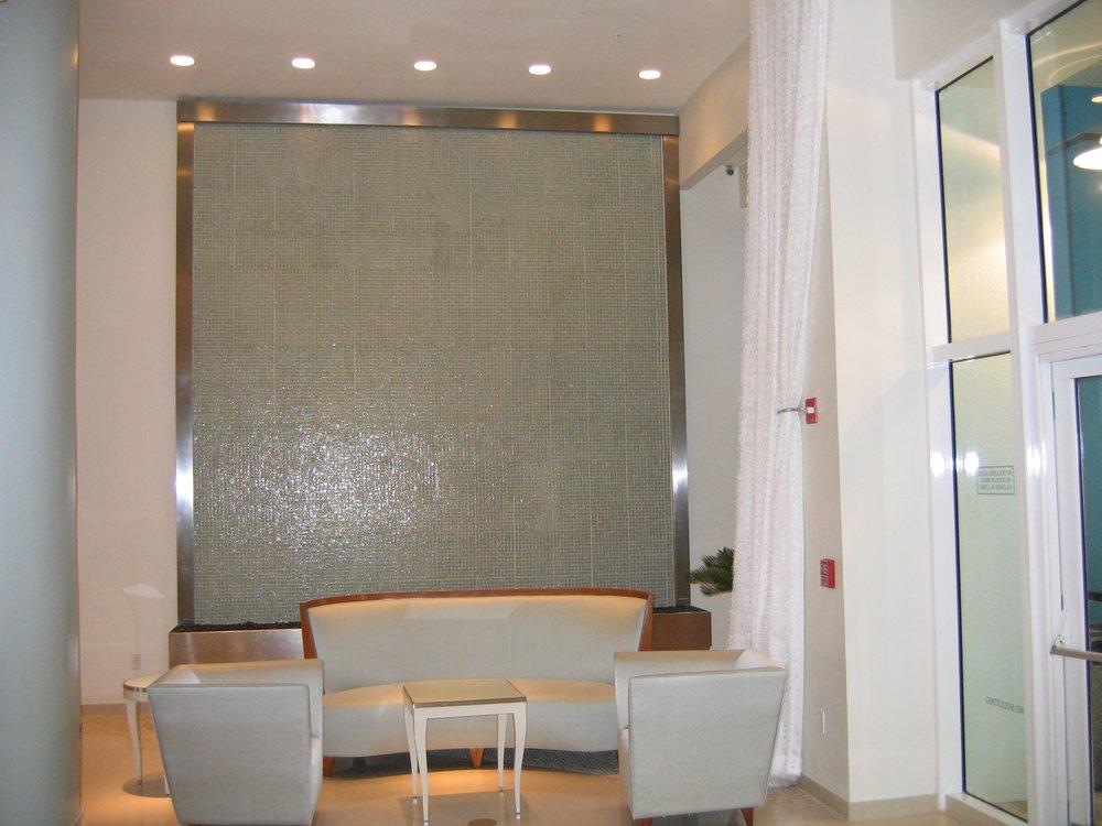 Large Tile Waterwall