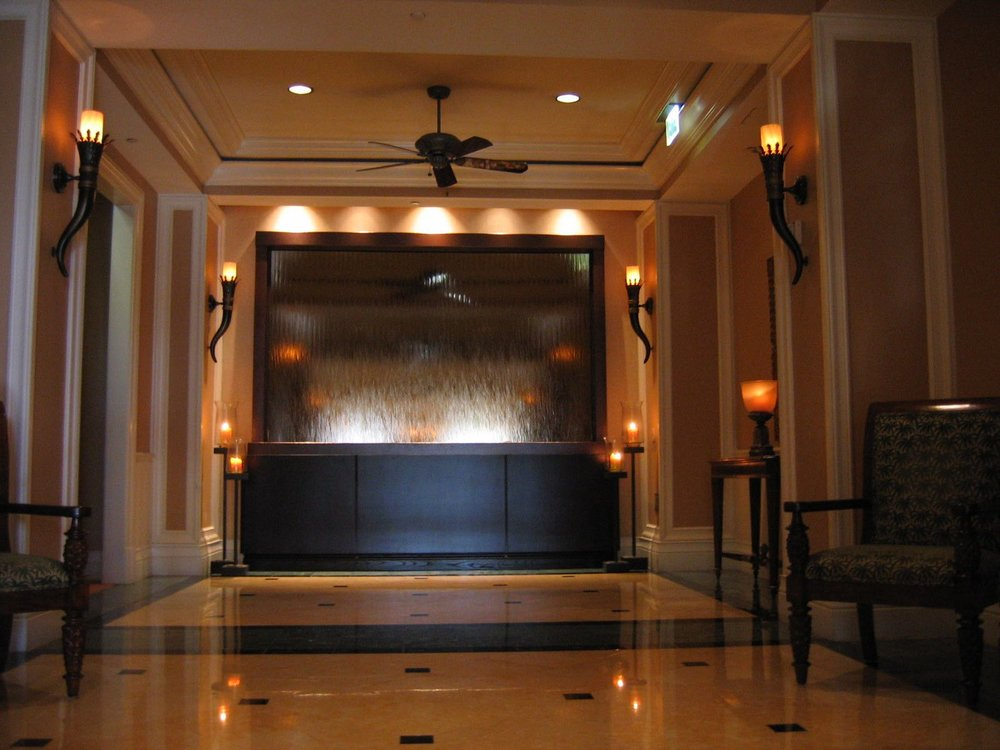Ritz Carlton Spa Bronze