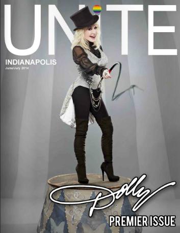 Unite Magazine<br>June 2014