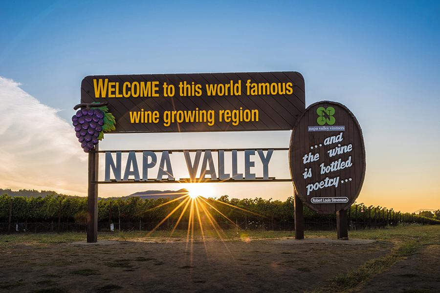 Napa Valley 2018