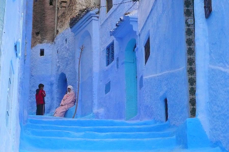 Art Workshop<br>Morocco 2018-2019