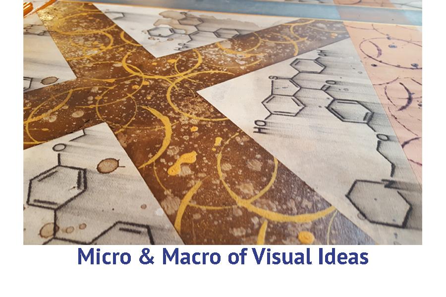 Micro & Macro of Visual Ideas artist travel workshops