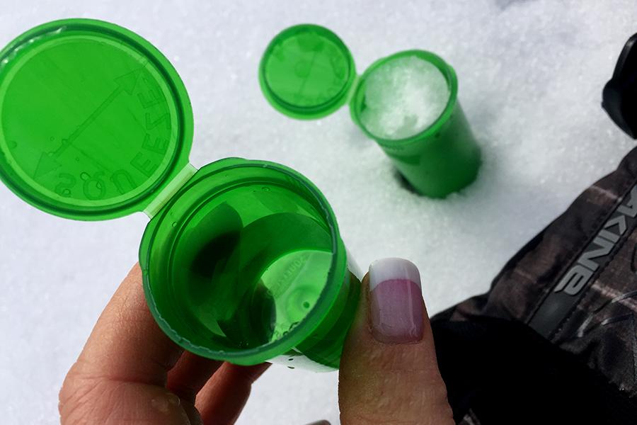 collect snow vials protect winter POW artist taylor smith.jpg