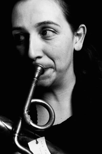 Anneke Scott (photo Tom Bowles)