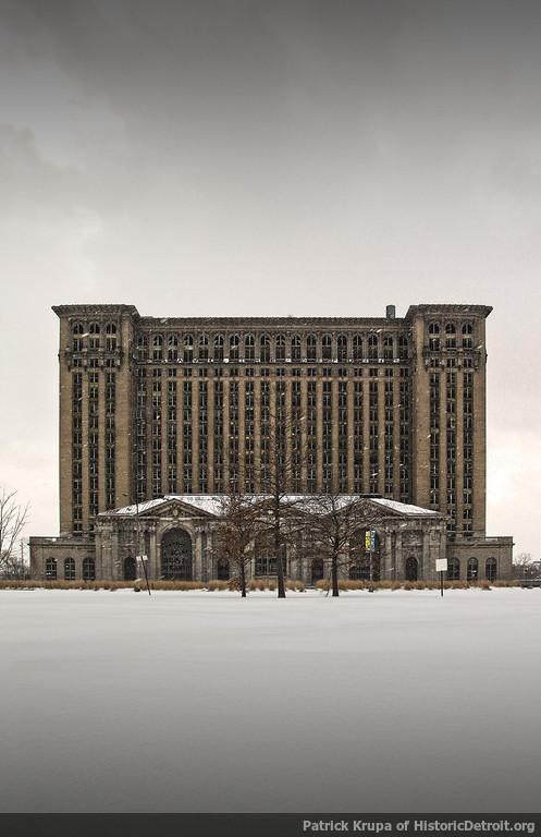 Photo by Patrick Krupa of Historic Detroit