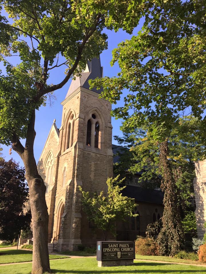 St. Paul's Episcopal Church, via  Facebook