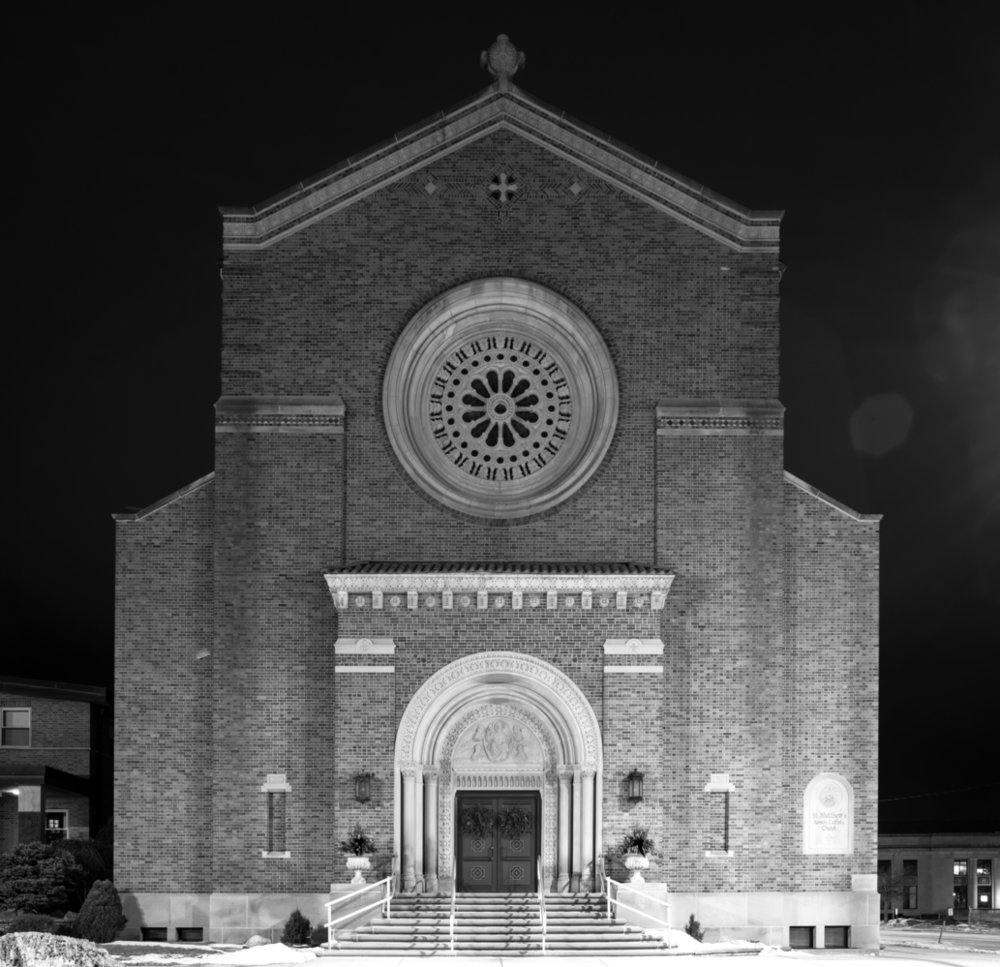 Photo of St. Matthew's Catholic Church by Eric Hergenreder