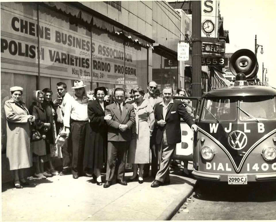 Photo via: Marian Krzyzowski, University of Michigan Chene Street History Project and Mr. Ed Nowak, Nowak Bros Hardware Store