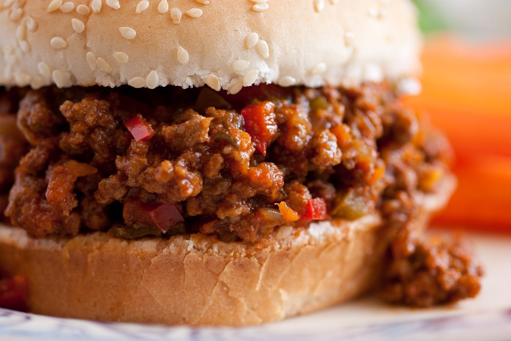 Seaweed Sloppy Joes - This all-time American classic just got a whole lot tastier.