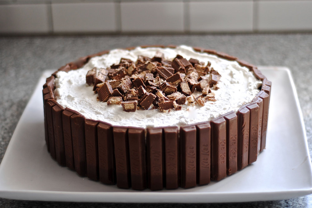 Flourless Chocolate Kelp Cake - Gluten-free decadence fit for a king. Neptune would approve!