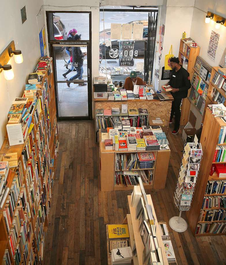 Oakland bookshop can't be judged by its cover, San Francisco Chronicle  - Read full article here