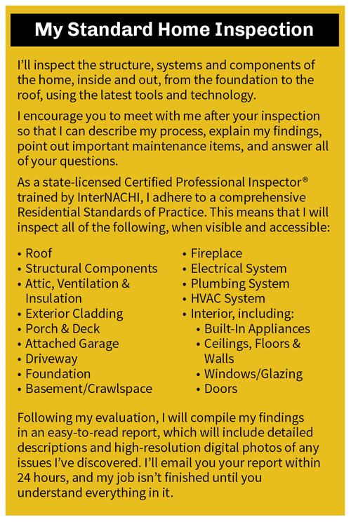 home inspections brian knutson home inspector