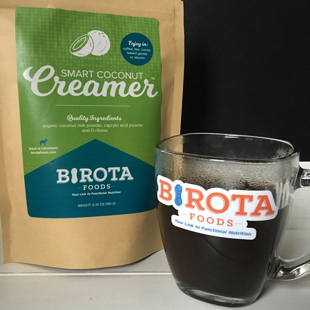 A big part of my week was taking Birota Foods, and Smart Cocoa and Smart Coconut Creamer, to market! Very excited for these products that support metabolic efficiency and better health and performance.