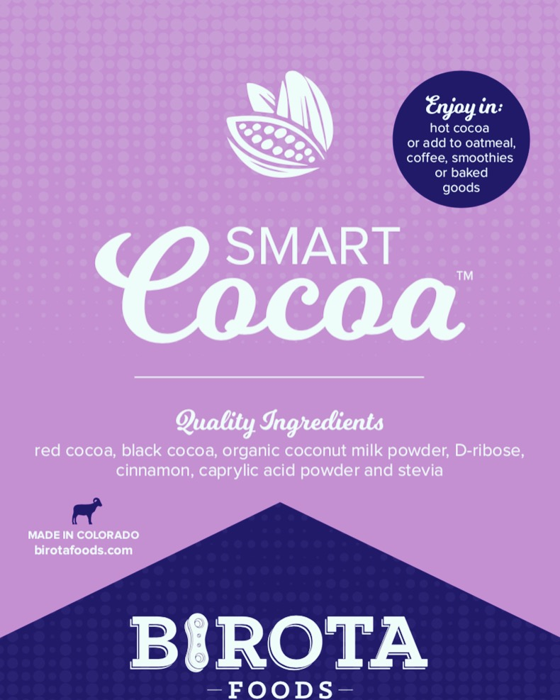 Mmmm…Smart Cocoa!