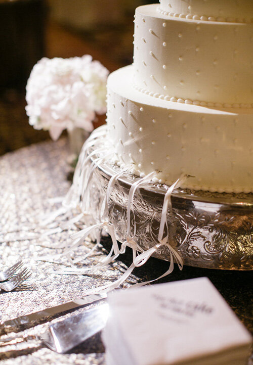 cake_pulls_for_southern_wedding_tradition_whie_cake_with_charms_attached_ideas_look_for_the_light_photo_video