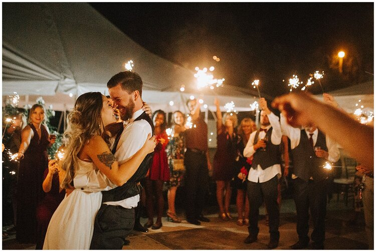 sparklers-outdoor-wedding-party-couple-hugging-chattanooga-venues-guide