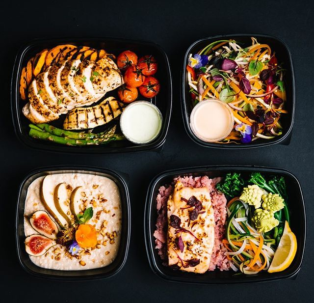 Four dishes with flavours from around the world, from Thailand to Peru. Delicious meals, delivering incredible results right to your door. #Gymsmith #fatloss #gymsmithkitchen #results #fooddelivery #jerseyci #fitness #fitmom #girlswholift #gymlife #healthylifestyle #fitfam #fitspo #jersey #gym #instafood #weightloss
