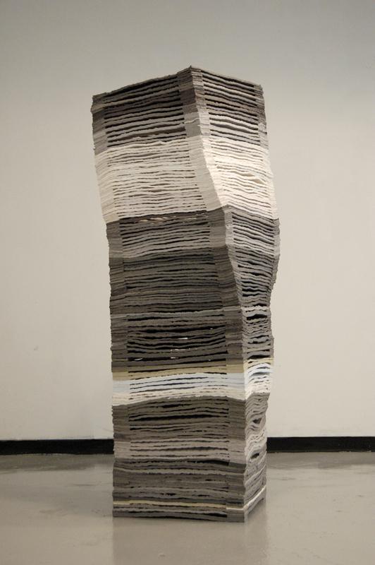 """Brick Stack"" 2008"