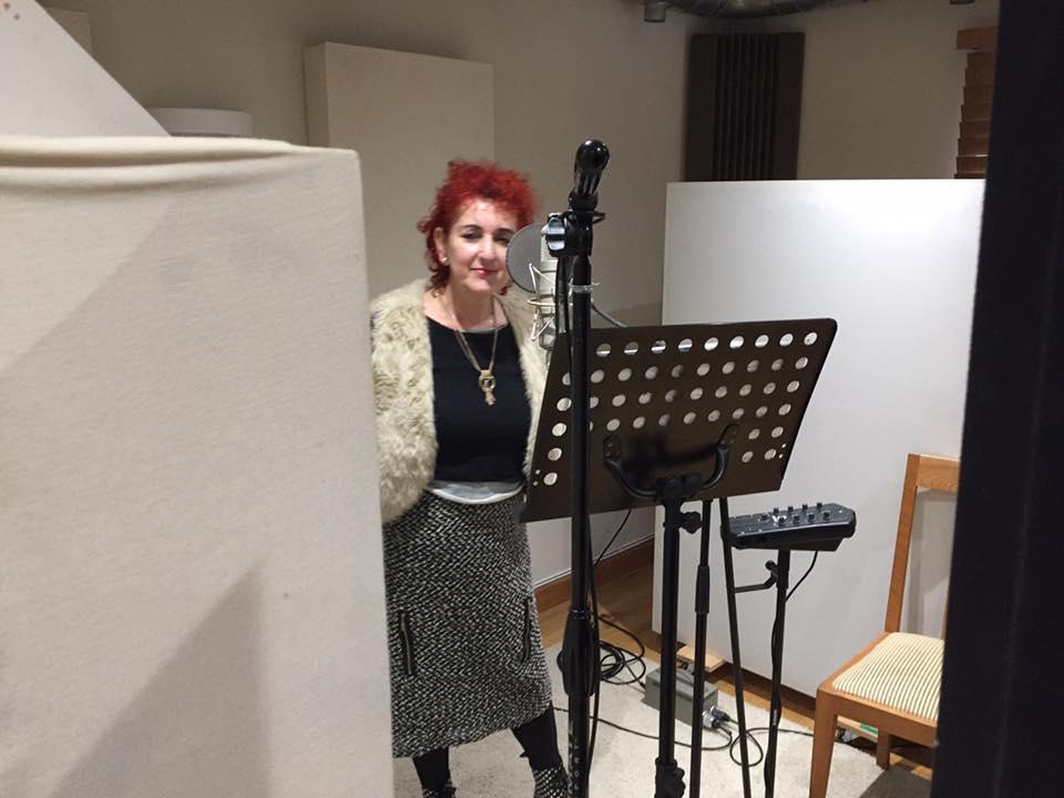 Susan Black- Vocalist.