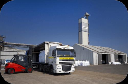 fertiliser facilities