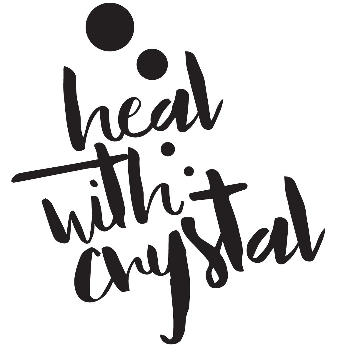 Heal With Crystal