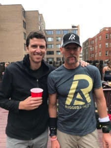 founder of GORUCK, Jason McCarthy,  embraced the suck along with the rest of us