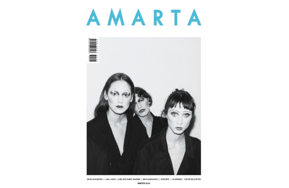 Amarta Magazine - Winter 2019Published by Irina Kacheishvili