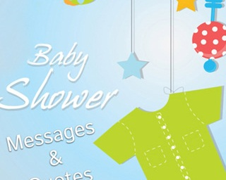 What To Write In A Baby Shower Card Eventspacesny Collection