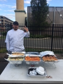 Special Thanks to Amodio's Catering for donating delicious trays of food for participants at Chalk 4 Peace 2018
