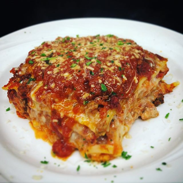 Now available at Marc's in Rocky River and Avon, Stino's fresh frozen gourmet meat lasagna, eggplant parmigiana and meatballs! . . #stinodanapoli #stinofoods #meatlasagna #lasagna #eggplantparmigiana #meatballs #eatitalian #italianfood
