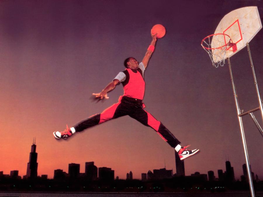 Class 8-Michael Jordan — Esoteric Rhetoric