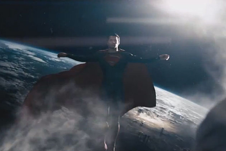 Jesus Man Of Steel Tv Spot Superman
