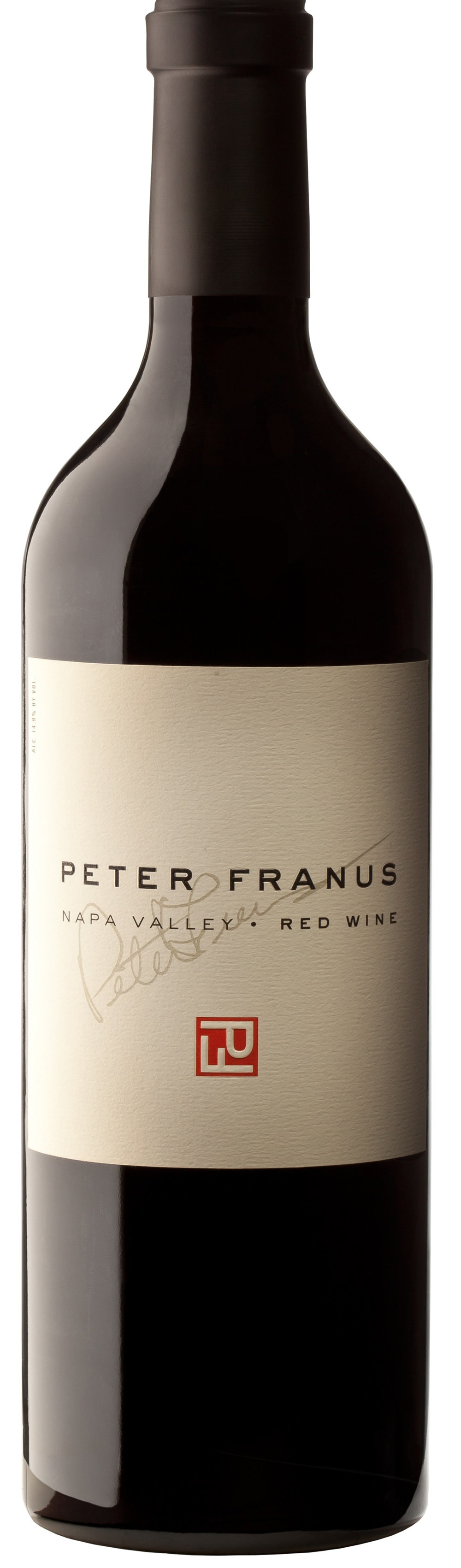 Peter Franus – Napa Valley Red